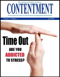 April 2014 Contentment cover