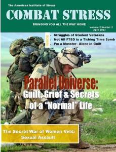 April Combat Stress