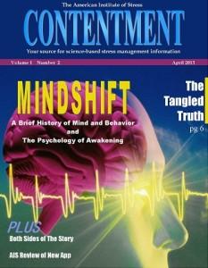 April Contentment Cover Image
