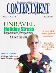 Dec 2014 Contentment Cover