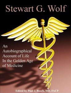 Cover Stewart Wolf's book