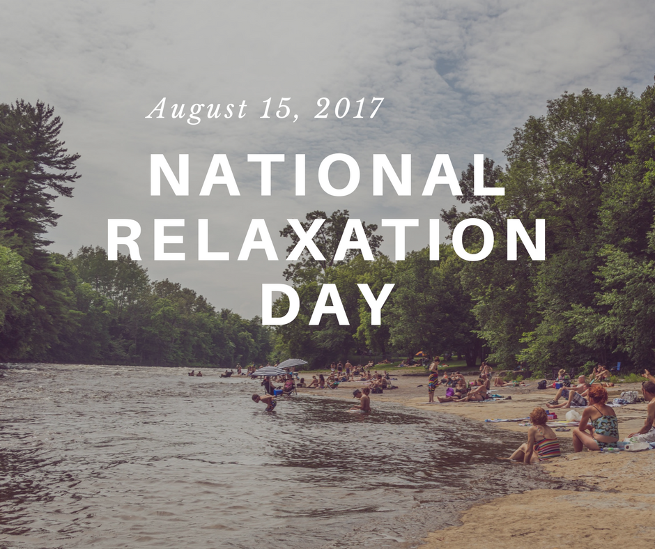 national relaxation day 2017