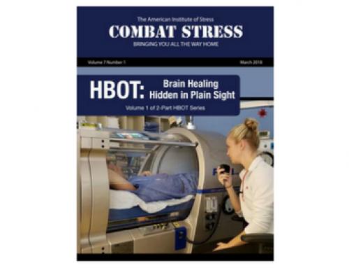 Combat Stress March 2018