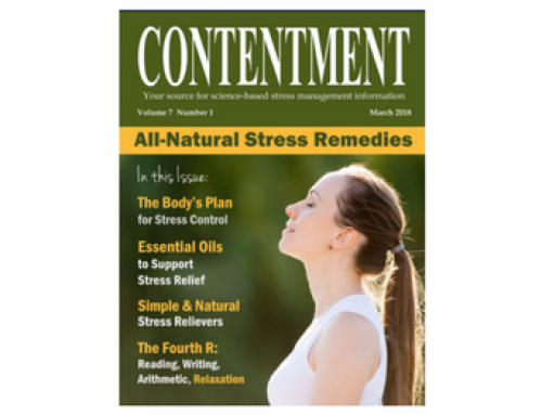 Contentment Magazine: March 2018