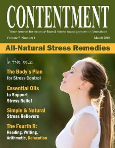 Contentment magazine March 2018