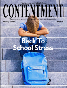 Fall 2018 Contentment magazine